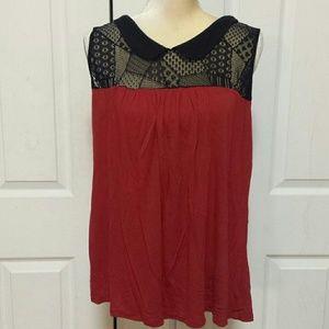 a.n.a. blouse size 1X